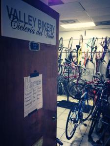 bikery door