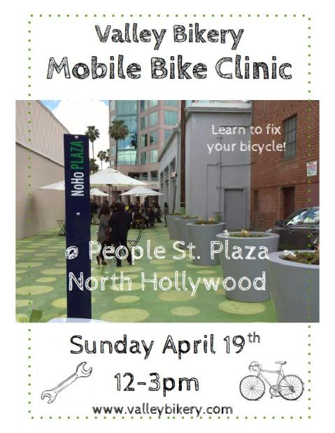 Mobile Bike Clinic People St