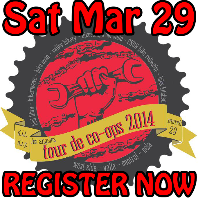 Tour De CoOps Registration